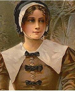 17th Century Women puritans