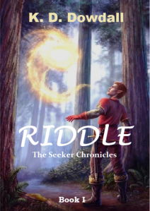 RIDDLE The Seeker Chronicles Book I - Copy
