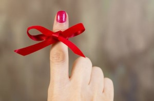finger-red-ribbon