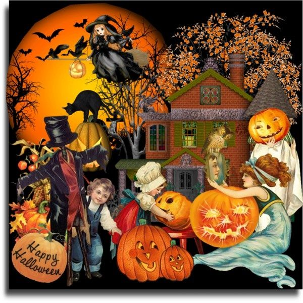 A HALLOWEEN WISH SPELL – Once Upon a Time…